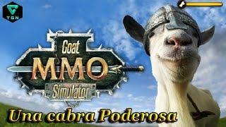 Goat MMO Simulator Gameplay Español