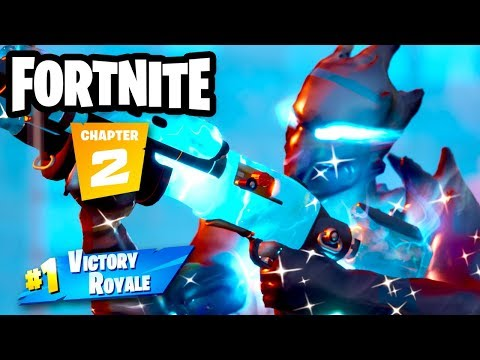 ZERO Skin! Fortnite Chapter 2 #1 Victory Royale Duos! - Fortnite - Gameplay Part 92