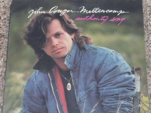 John Mellencamp The Authority Song 45rpm Chords Chordify