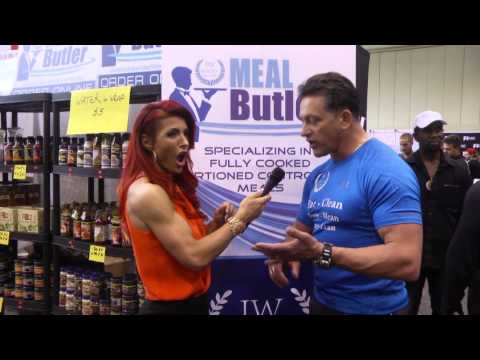 TPS 2015 - Nancy Di Nino interviews William Fehr of JW Foods and Meal Butler