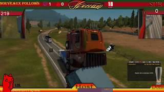 Euro Truck Simulator 2 Multiplayer Funny Moments & Crash Compilation #5