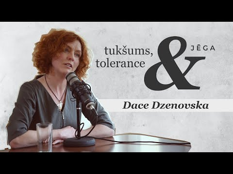 #032 Tukšums, tolerance un jēga | Dace Dzenovska | Eksperimentālās sarunas