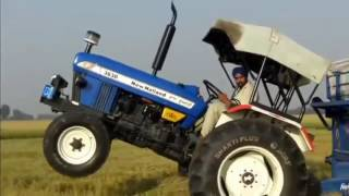 Indian Best Tractor Funny Compilation