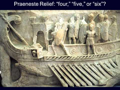 """Why """"Threes""""? The Influence of Triremes on Mediterranean History"""