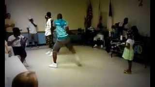 Missy Elliot ft. Ciara lose control Dance battle