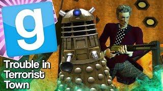 DOCTOR WHO | Gmod TTT