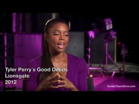 Gabrielle Union HD Interview - Tyler Perry's Good Deeds