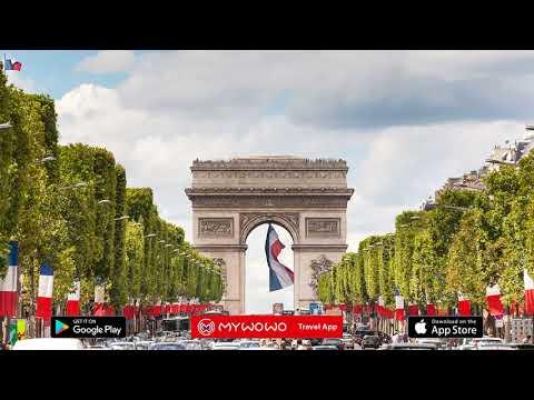 Champs Elysees – Conclusion – Paris – Audio Guide – MyWoWo Travel App