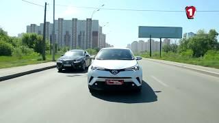 Toyota C-HR | Перший тест