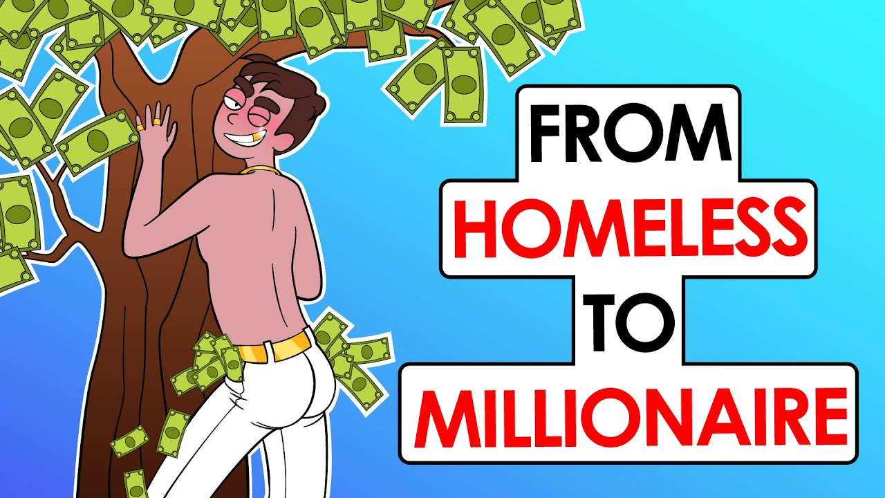I Accidentally Became A Millionaire At Age 18 | This is my story
