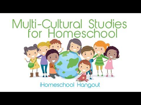 Multi-Cultural Studies for Homeschool
