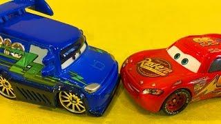 Тачки Молния Маквин и его Друзья ДиДжей Мультик про Машинки для Детей Cars McQueen