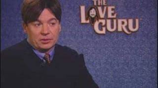 Love Guru - Mike Myers Interview