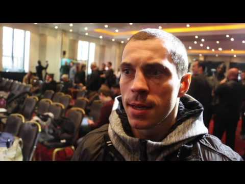 'EDDIE HEARN RINGS ME AGAIN' - SCOTT QUIGG WAS OPEN TO WARRINGTON FIGHT / TALKS CAYETANO CLASH