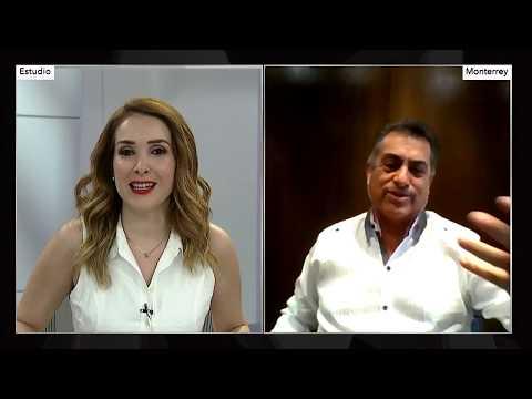 Entrevista con Azucena Uresti de Milenio Noticias