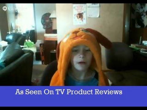 as seen on tv product reviews 4 bright eyes blanket youtube. Black Bedroom Furniture Sets. Home Design Ideas