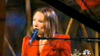 tori amos RATTELSNAKES   and interview leno 2001