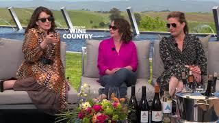 Wine Country Tina Fey, Rachel Dratch & Ana Gasteyer Interview