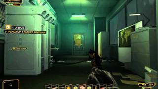 Deus Ex Human Revolution Missing Link Secret Ending #3