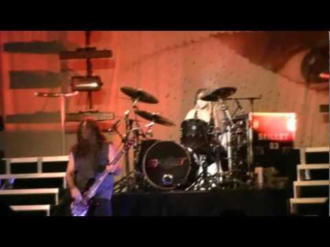 Skillet Hero Live in Concert Awake and Alive Tour Scranton PA April 15, 2010