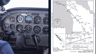 Gambar cover IFR Approaches to Minimums - Marine Layer FOG - California Flight Training VLOG - NorCal ATC audio