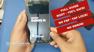 How to Root Samsung J5 on Marshmallow 6.0.1