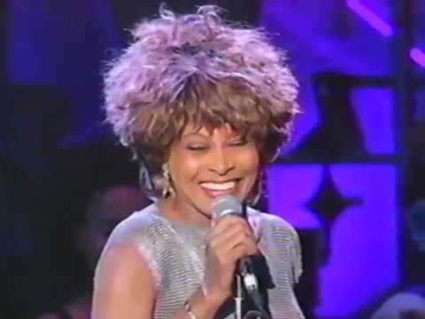Tina Turner - What's Love Live