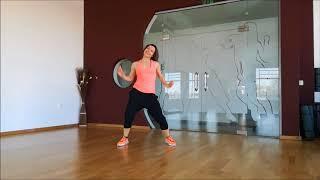 Echame la culpa (Luis Fonsi, Demi Lovato) - Zumba fitness Choreography