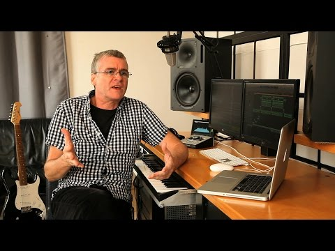 Interview with music composer producer Kirk Monteux