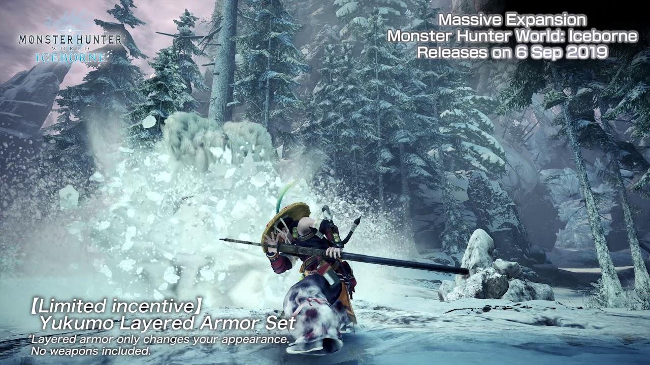 Newest Yukumo Layered Armor Set Introduction Video English