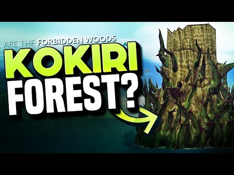 Forest Haven = Kokiri Forest? (Zelda Theory)