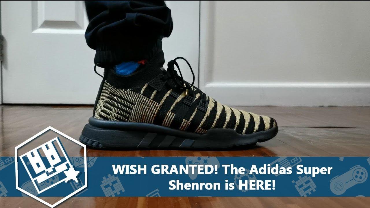 Adidas x DBZ Super Shenron