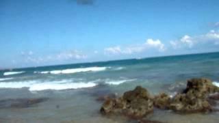Пляж Сталиды 2, Крит, Греция. Beach of Stalis 2, Crete, Greece.(Видео для блога: http://sergiisolodkyi.blogspot.com/, 2014-07-22T13:10:47.000Z)