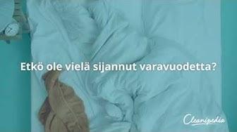 Sängyn puhdistus | Patjan pesu | Cleanipedia
