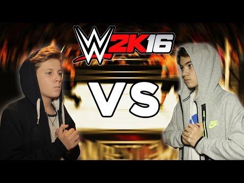 GAMI VS REGEND - WWE 2K16