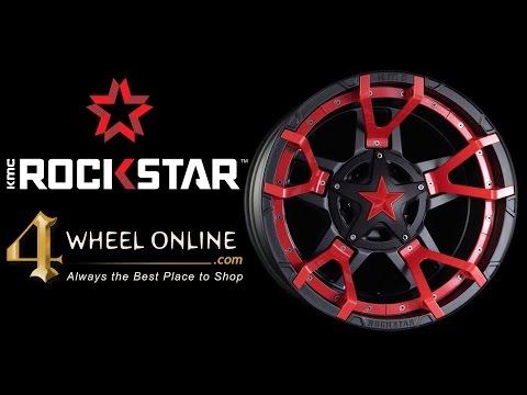 Rockstar XD827 RS3 Red V