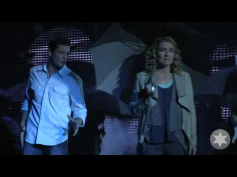 """Rain / Hold On"" (featuring Rob Mills & Jemma Rix) Ghost: The Musical"