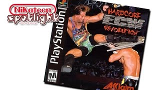 SVGR - ECW Hardcore Revolution (Playstation)