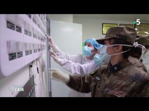 Coronavirus: l'épidémie progresse en Chine - Reportage #cdanslair 29.01.2020