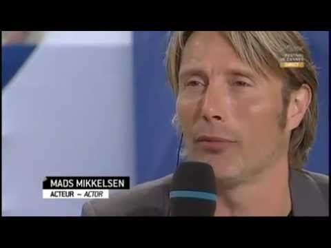 The Hunt Interview with Mads Mikkelsen and Thomas Vinterberg - Better Quality!