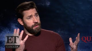 'A Quiet Place' Is Love Letter To John Krasinski's Daughters
