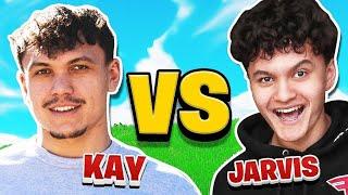 FaZe Kay Vs FaZe Jarvis (Fortnite 1v1)