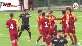 Galatasaray-Alanyaspor | U19 Elit Gelişim Ligi Karşılaşması
