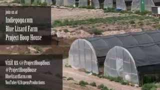 Creating Micro Farms in LIncoln County, Blue LIzard Farm