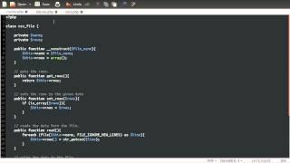 PHP Tutorial: OOP Object-oriented Programming