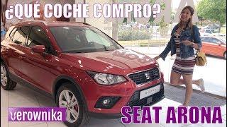 ¿Qué coche compro? Seat Arona , diseño y conectividad TOP
