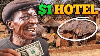 Underground Hotel for $1/Night? MALAWI