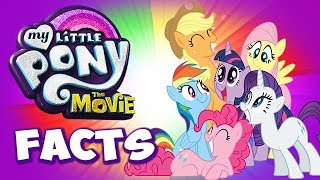 Top 10 My Little Pony: The Movie Facts You NEED To Know!   Dream Mining