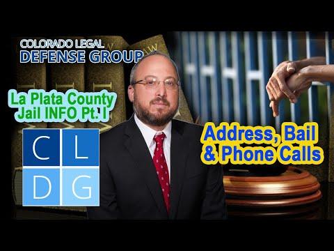 La Plata County Jail Information – Part 1: Address, Bail, and Phone Calls