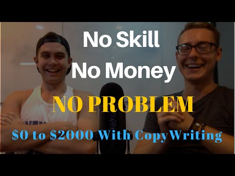 $0 to $2000 Monthly Profit In 3 Months - How Ryan Mulvihill Turned No Skill & Debt Into $$$